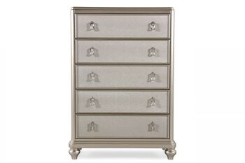 Samuel Lawrence Diva Drawer Chest with Lift Top