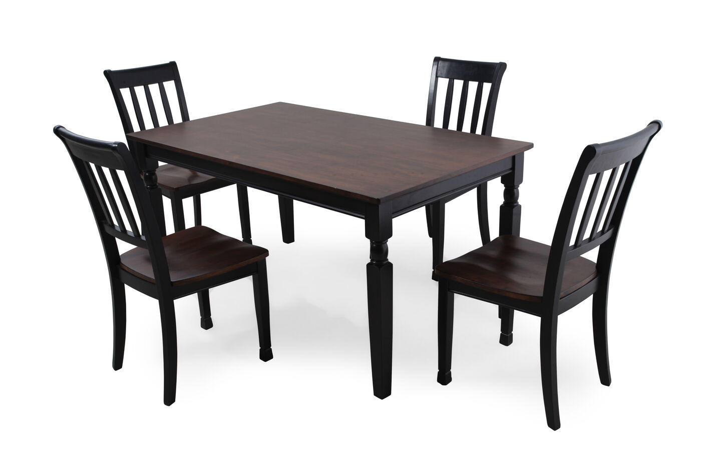 Ashley Owingsville Five-Piece Dining Set