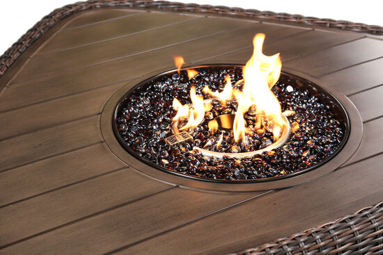Agio Portland Brisbane Triangular Fire Pit