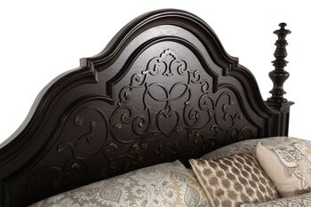 Samuel Lawrence Monarch Poster Bed