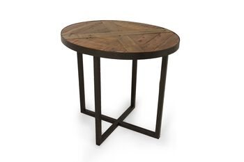 Magnussen Home Lakeside Oval End Table