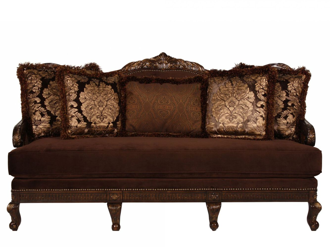 Rachlin Classics Babette Sofa Mathis Brothers Furniture