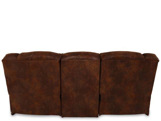 Lane Talon Coffee Reclining Sofa