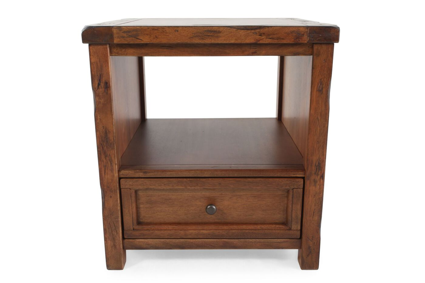 Ashley Tamonie Square End Table Mathis Brothers Furniture