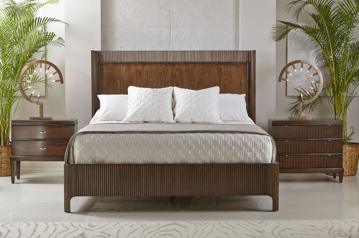 Bernhardt Beverly Glen Panel Bed | Mathis Brothers Furniture