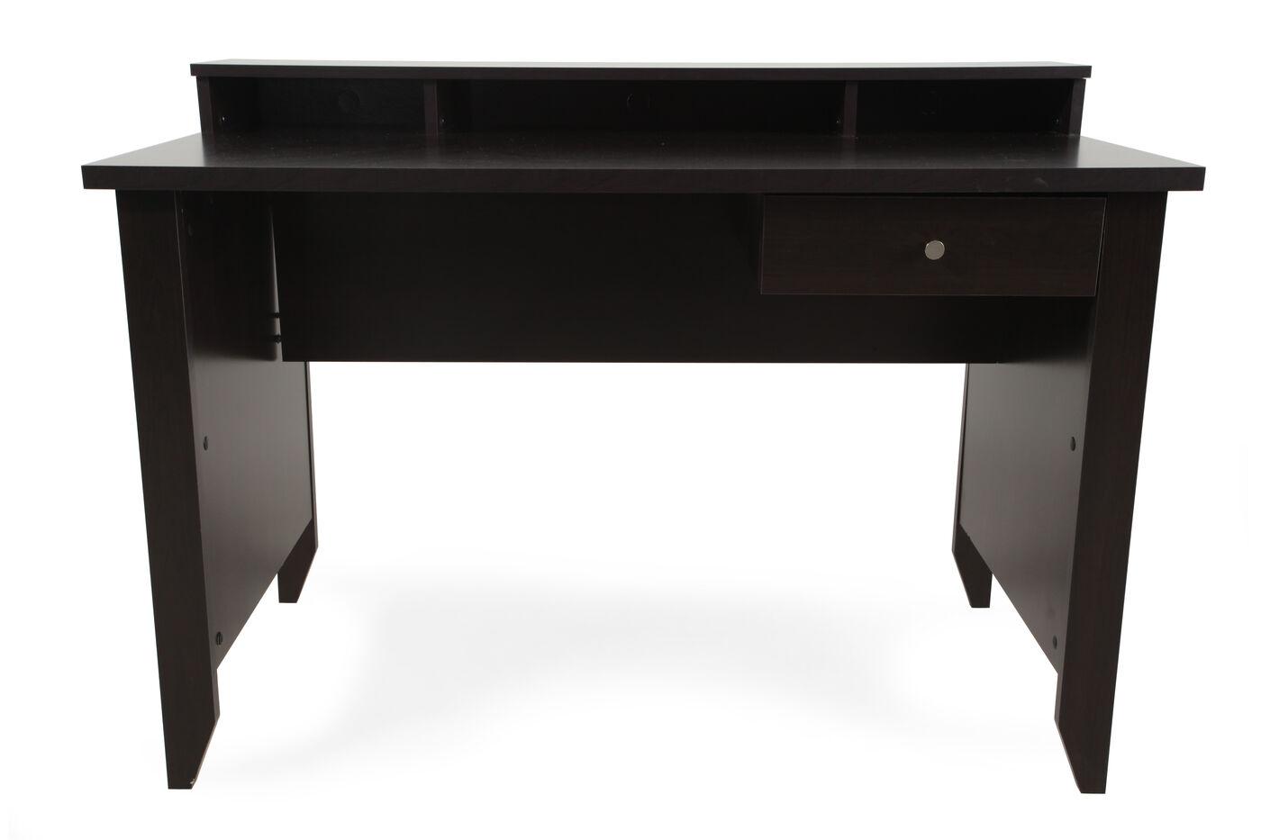 Sauder Cinnamon Cherry Desk Mathis Brothers Furniture