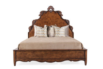 A.R.T. Furniture Continental Queen Panel Bed