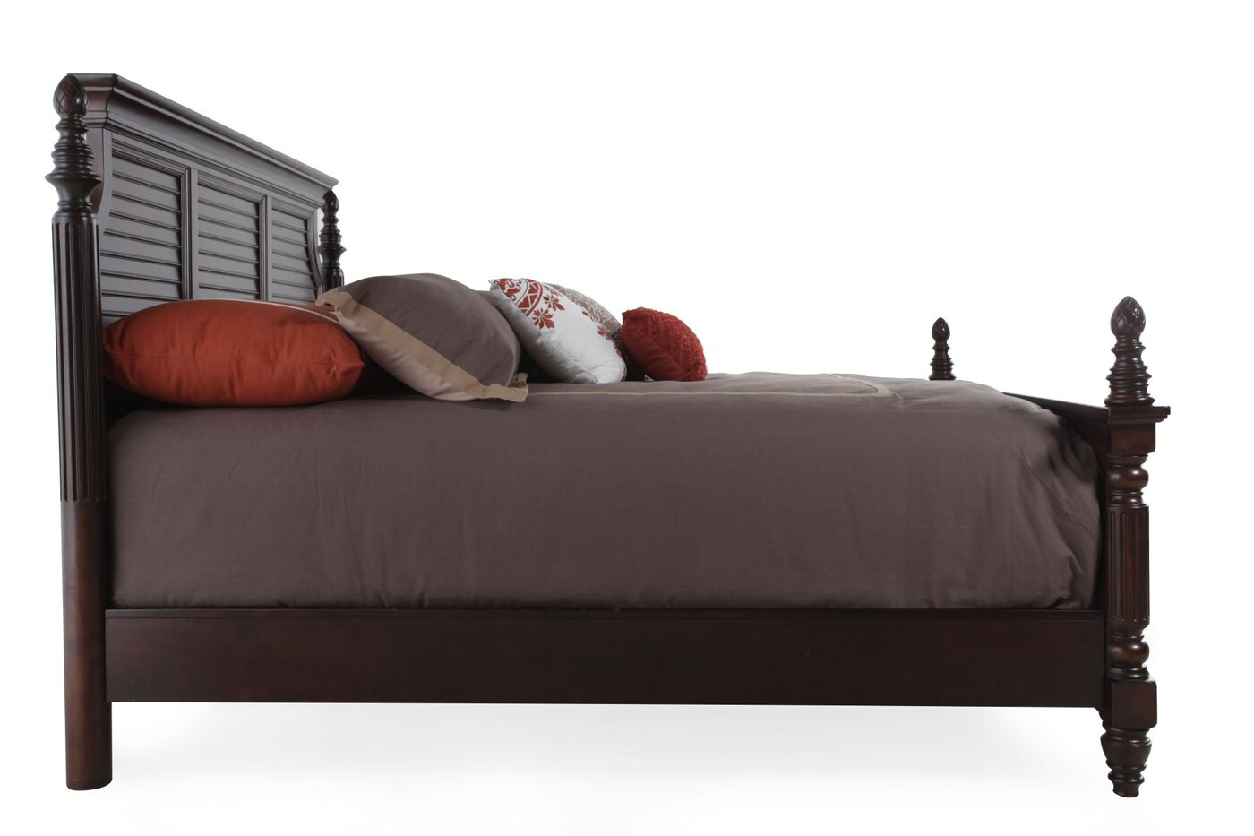 Ashley Key Town Panel Bed Mathis Brothers Furniture