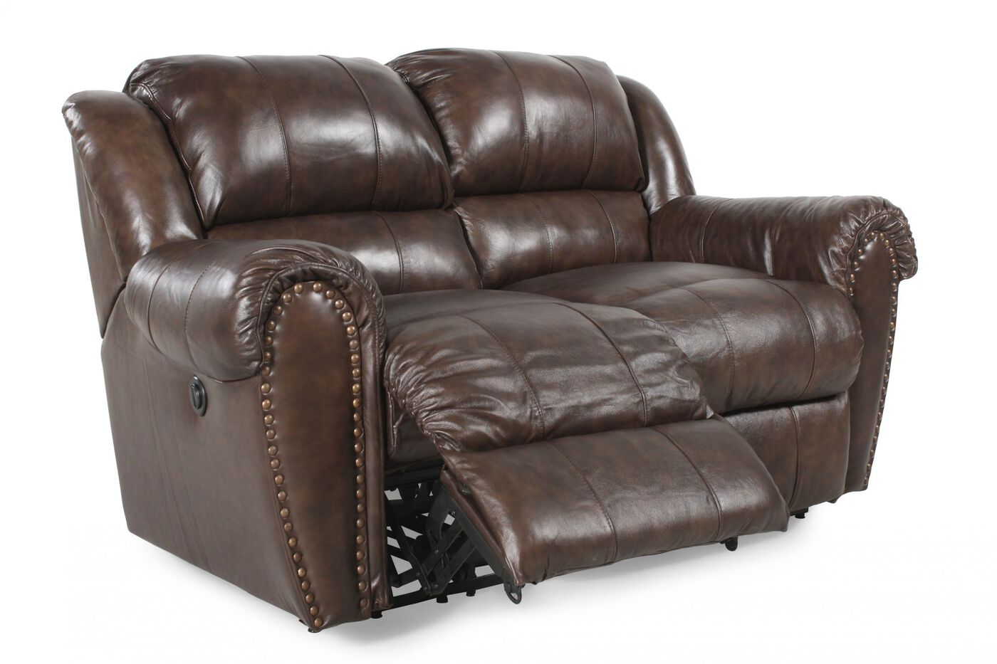 Lane Summerlin Reclining Loveseat Mathis Brothers Furniture