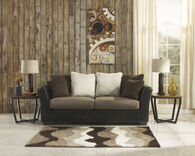 Ashley Masoli Mocha Sofa