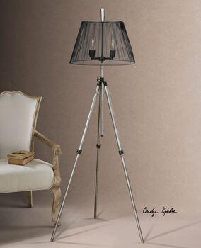 Uttermost Armada Tripod Floor Lamp