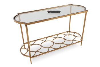 Magnussen Home Bancroft Rectangular Sofa Table