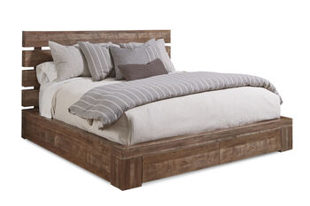 A.R.T. Furniture Williamsburg Epicenters Queen Storage Bed