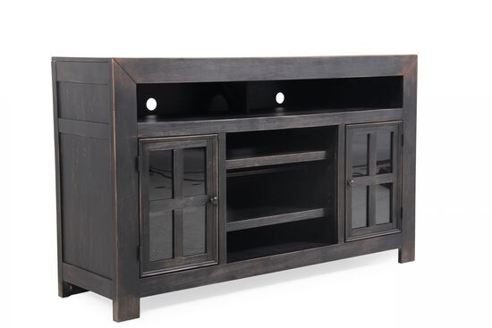 ashley gavelston 60 inch tv stand mathis brothers furniture. Black Bedroom Furniture Sets. Home Design Ideas