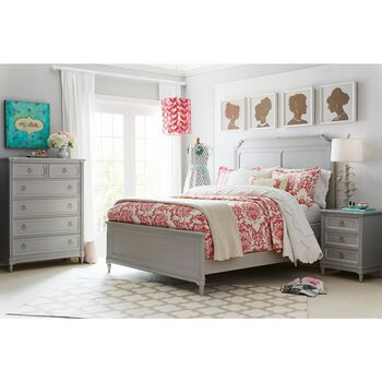 Stone & Leigh Clementine Court Spoon Twin Panel Bed