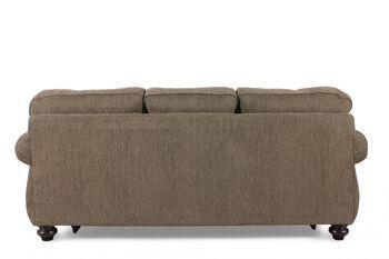 Broyhill Cassandra Teak Queen Sleeper Sofa Mathis