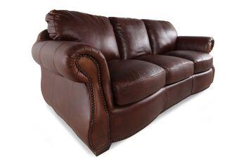 USA Leather Mendoza Sofa