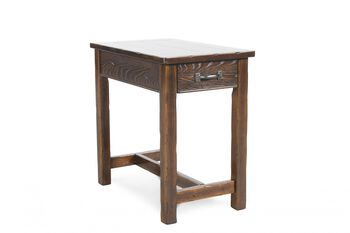 Magnussen Home Kinderton Chairside Table