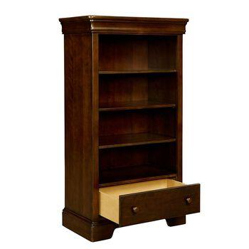 Stone & Leigh Teaberry Lane Midnight Cherry Bookcase