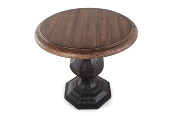 Hooker Sanctuary Round Accent Table