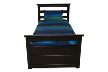 Trendwood Laguna Full Panel Bed