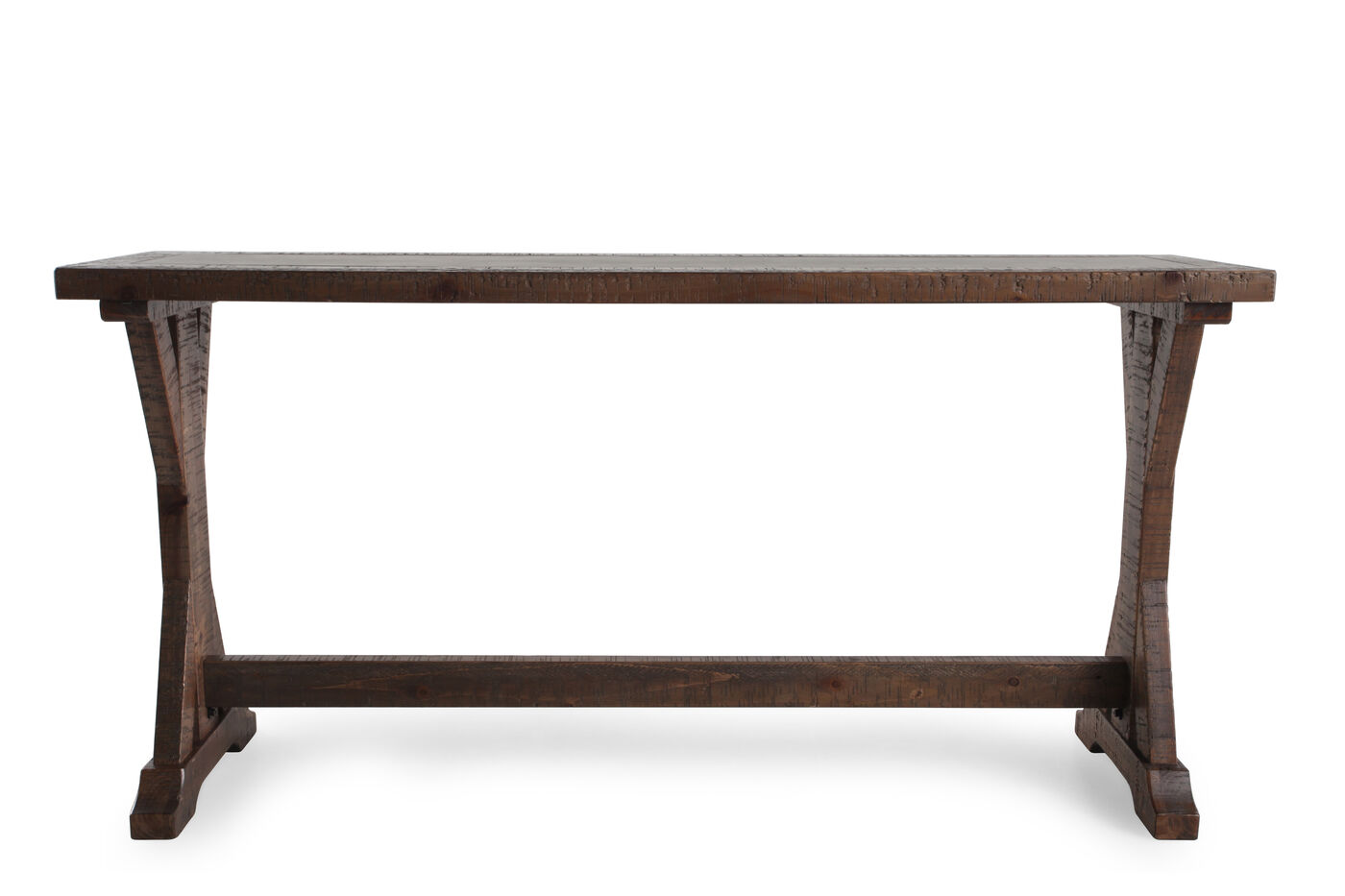 Ashley Valkner Collect Sofa Table Mathis Brothers Furniture