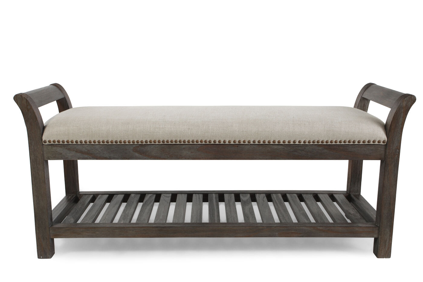 A.R.T. Furniture St. Germain Bed Bench