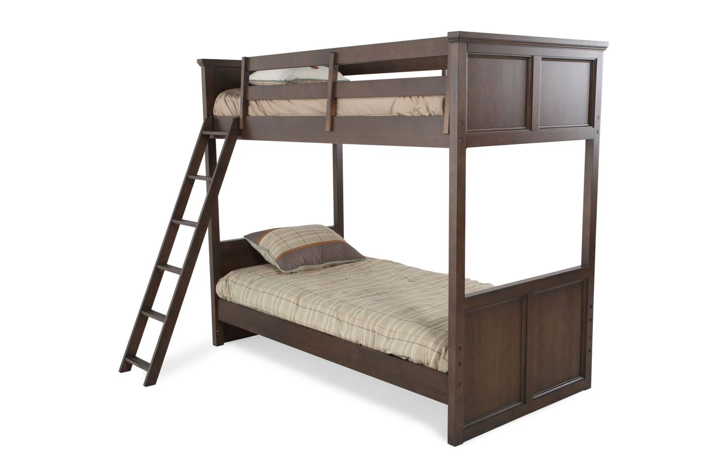 Legacy Kenwood Twin Bunk Bed Mathis Brothers Furniture