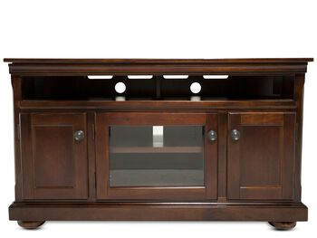 ashley porter 50 inch tv stand mathis brothers furniture. Black Bedroom Furniture Sets. Home Design Ideas