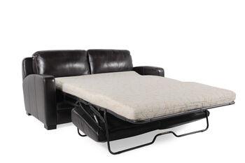 Simon Li Longhorn Blackberry Sleeper Sofa