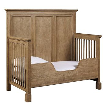 Stone & Leigh Chelsea Square French Toast Built To Grow Crib