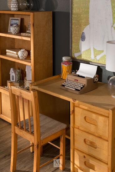 Trendwood Palomino Cinnamon Student Desk