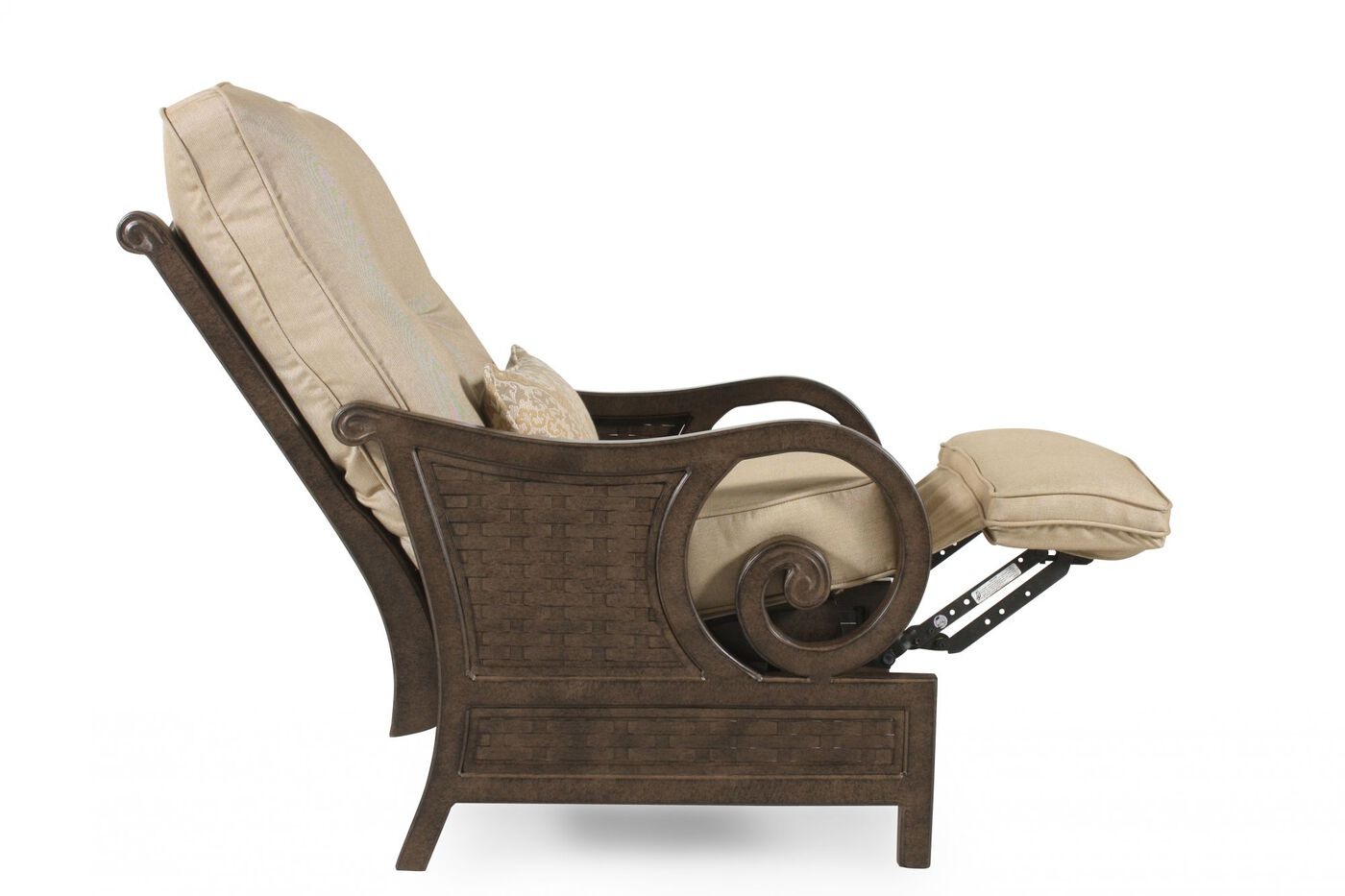 Castelle Riviera Patio Recliner