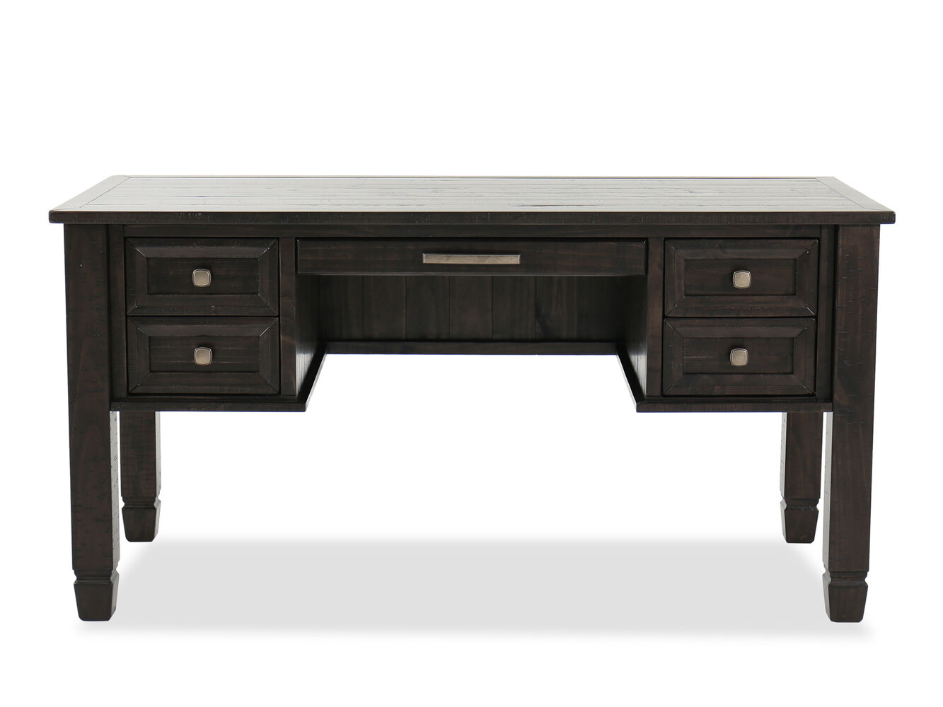 Ashley Townser Home Office Leg Desk Mathis Brothers