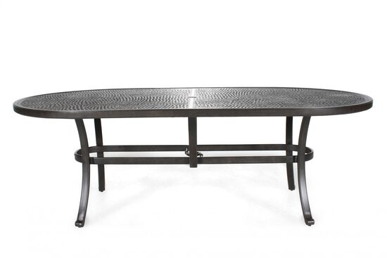 Castelle Telluride Oval Dining Table