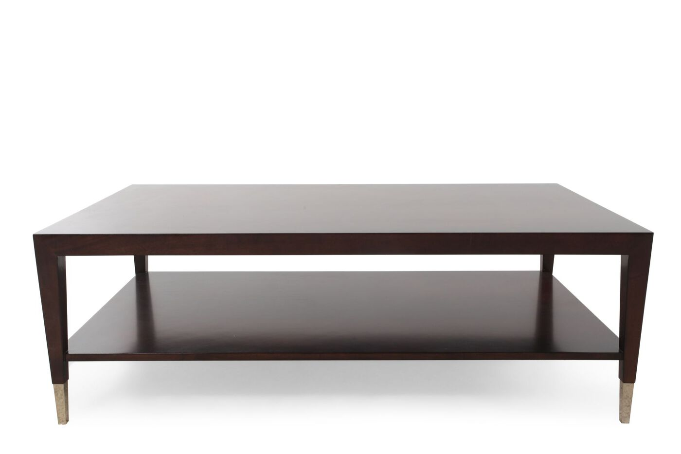 Caracole long shelf life cocktail table mathis brothers for Cocktail tables