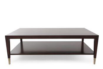 Caracole Long Shelf Life Cocktail Table