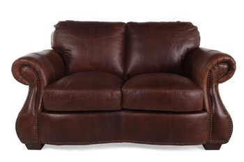 USA Leather Mendoza Loveseat