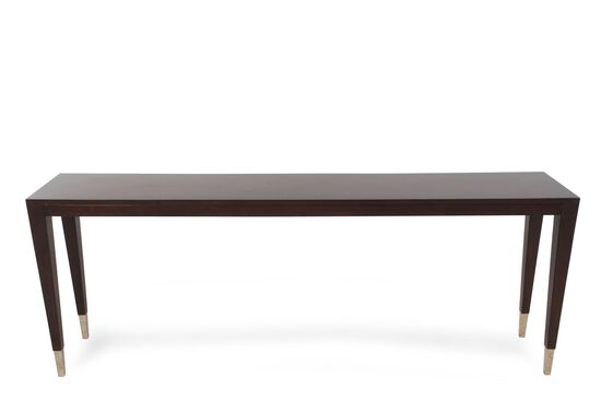 Caracole Straight/Narrow Console Table