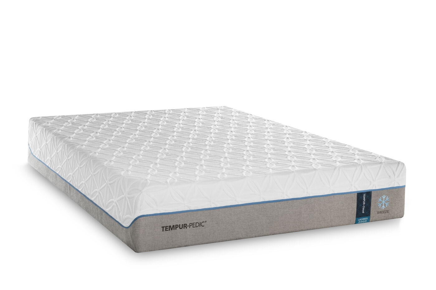 TEMPUR vs. Latex vs. Memory Foam. A memory foam mattress is designed to be soft yet firm. It contours to the body to offer support, while still providing excellent levels of comfort, relieving pressure on the joints and allowing for better blood circulation.