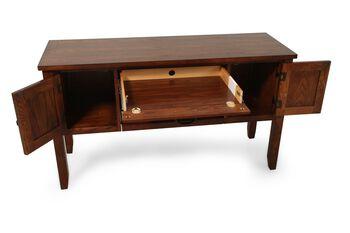 Winners Only Zahara Oak Sofa Table
