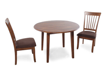 Ashley Berringer Three Piece Dining Set Mathis Brothers Furniture
