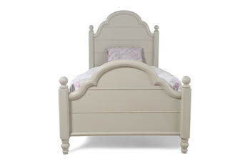 Legacy Inspirations Westport Low Poster Bed