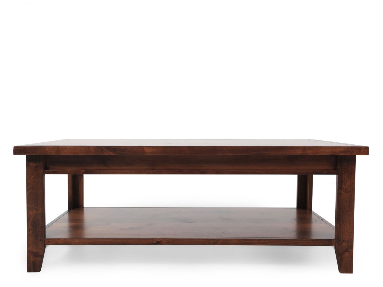 Aspen Alder Creek Cocktail Table Mathis Brothers Furniture