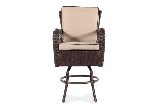 World Source Oxford Swivel Bar Stool