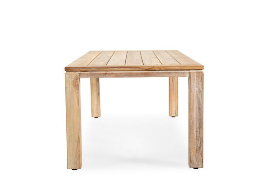 World Source Vineyard Haven Teak Dining Table