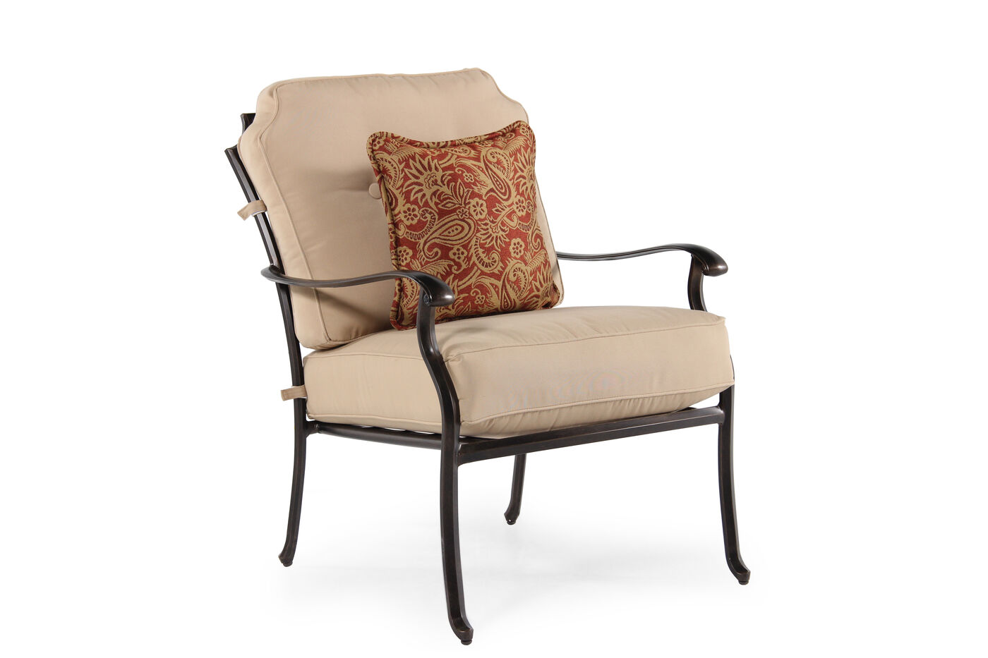 Agio Heritage Select Patio Lounge Chair