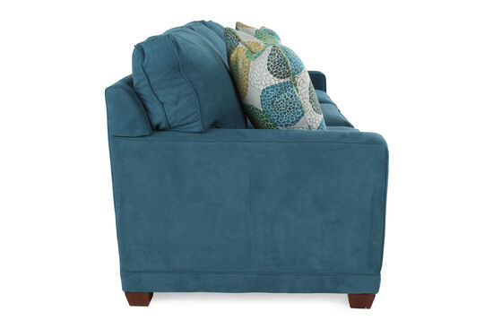 La-Z-Boy Kennedy Teal Sofa