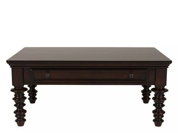 Ashley Millennium Key Town Rectangle Cocktail Table