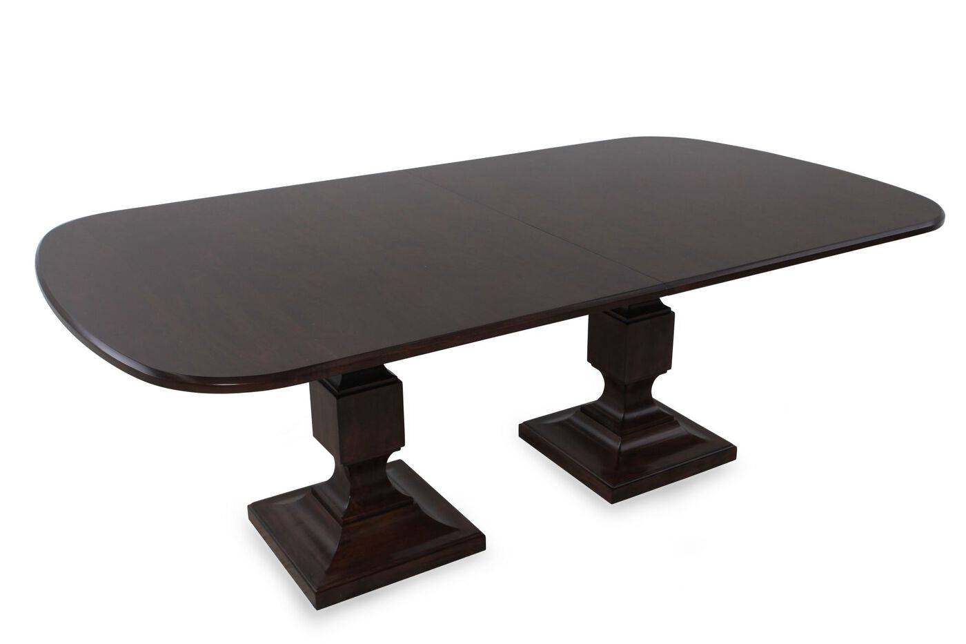 Bernhardt Haven Pedestal Dining Table Mathis Brothers